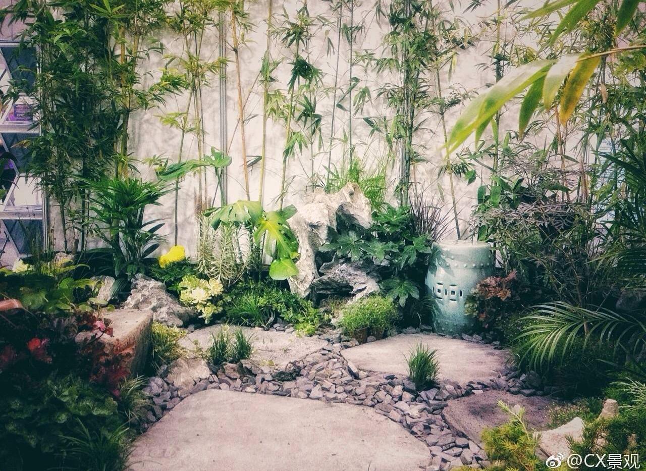 EXPO Chinese Show Garden