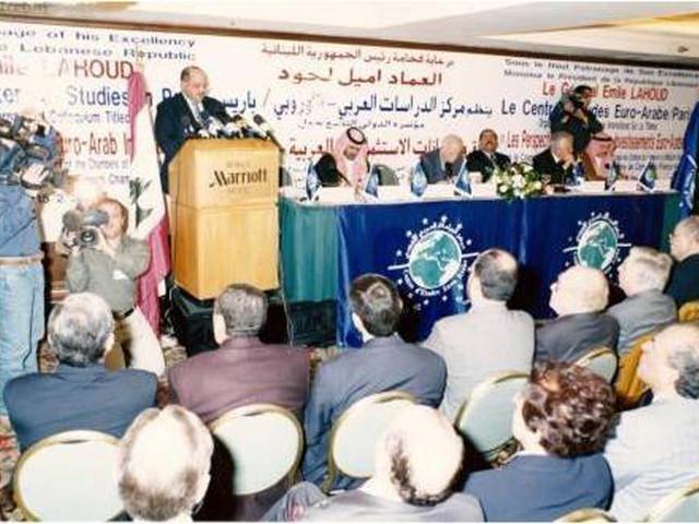 افاق وضمانات الاستثمارات العربيه الاوروبيه