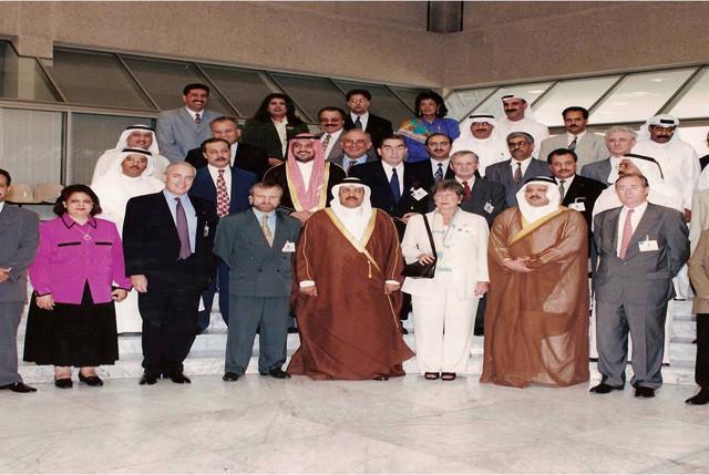 لقاء في جامعه البحرين