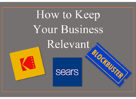 How to Keep Your Business Relevant