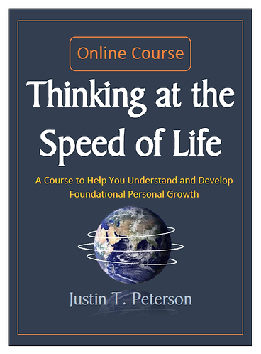Thinking at the Speed of Life - Online Course