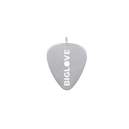 Limited Edition Sterling BIGLOVE Pick