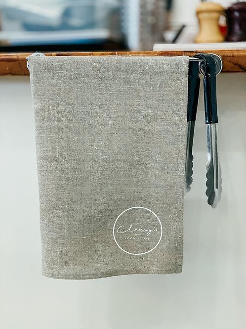 Clancy's Linen Tea Towel