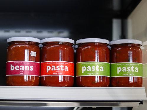 Jim Jams Pasta Veggie Patch