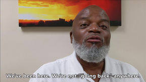 """Imam Ali: Enough Xenophobia! We're not """"going back"""""""