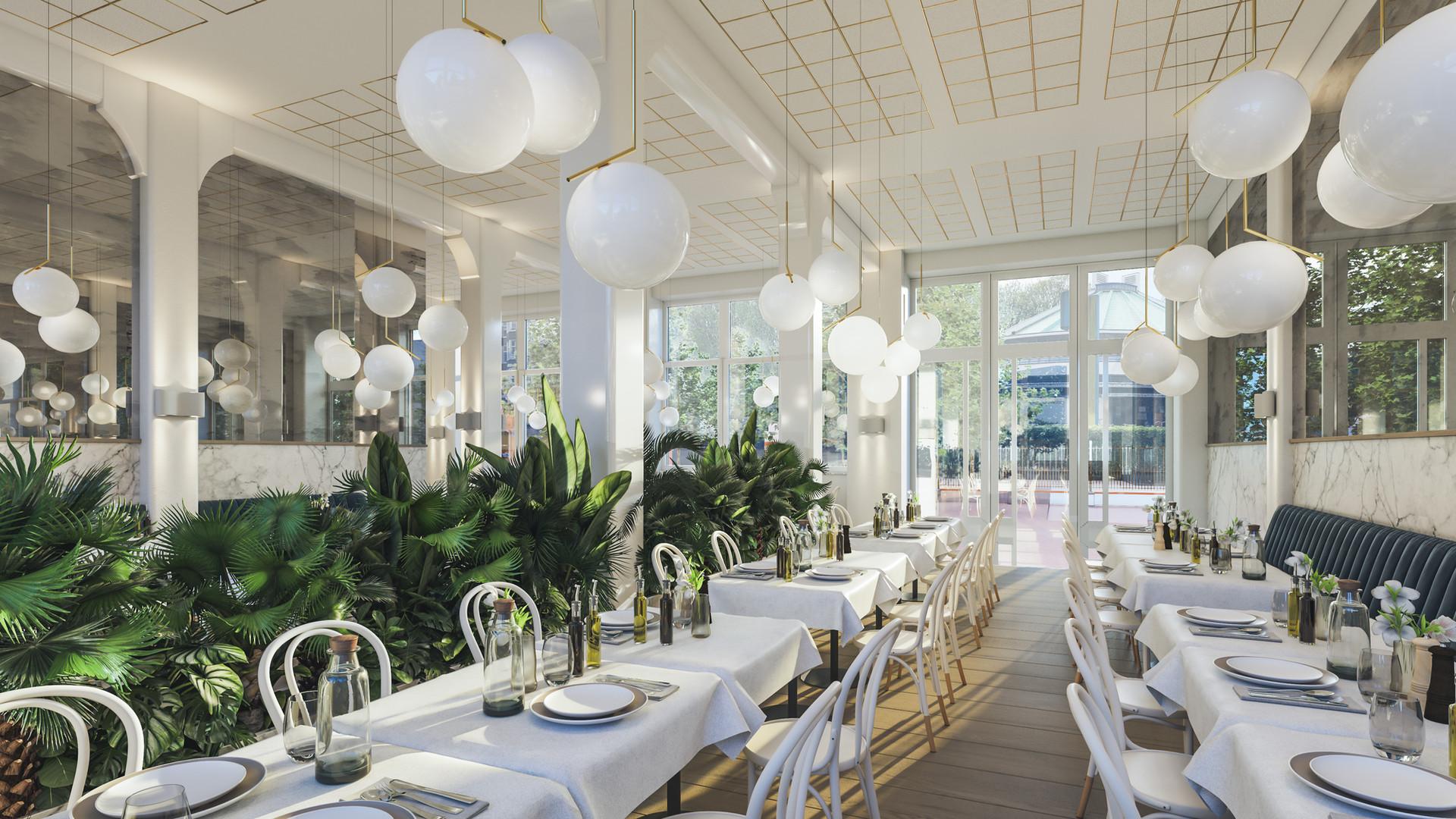 Restaurant diamantfabriek