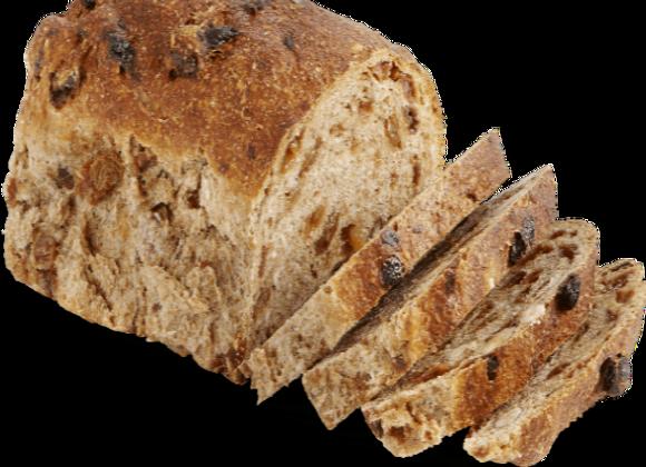 100% desem noten rozijnen kaneelslof