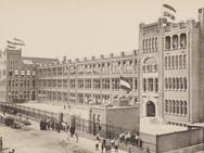 De Diamantfabriek ca. 1930