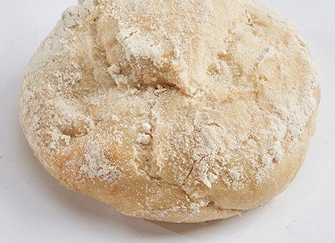 Witte rozen broodje