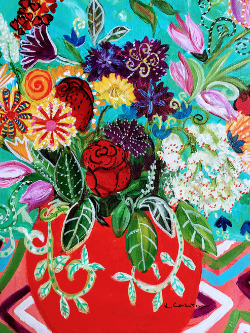 Flower Whimsies