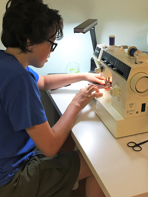Homeschool Textile Program