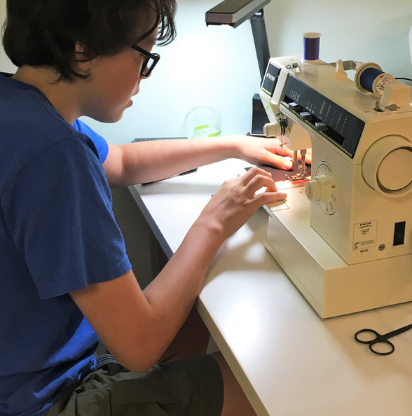 Homeschool Textile Program
