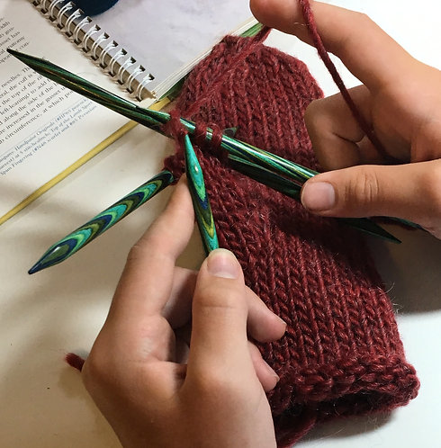 Knitting From Scratch