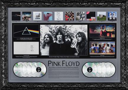 "Pink Floyd ""Musical Heritage: Shadowbox"