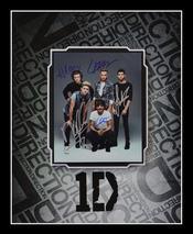 One Direction Shadowbox