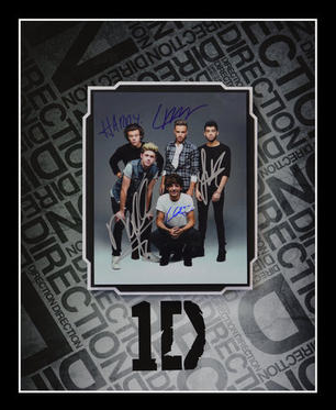 One Direction Shadowbox