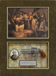 Harriet Tubman Underground Shadowbox