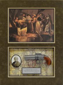 Harriet Tubman Underground Shadowbox