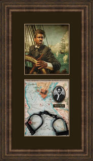 Robert Smalls Shadowbox
