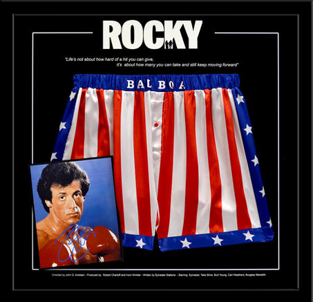 Rocky Shorts Shadowbox