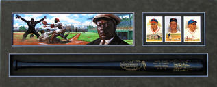 Negro League Legends Shadowbox