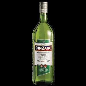 Vermouth Cinzano Extra Dry -750ml