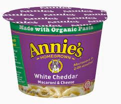 Annie's Microwave mac n cheese 5pk