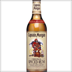 Captain Morgan's Spiced Rum -750ml