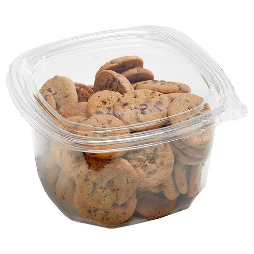 Mini Chocolate Chip Cookies -60ct