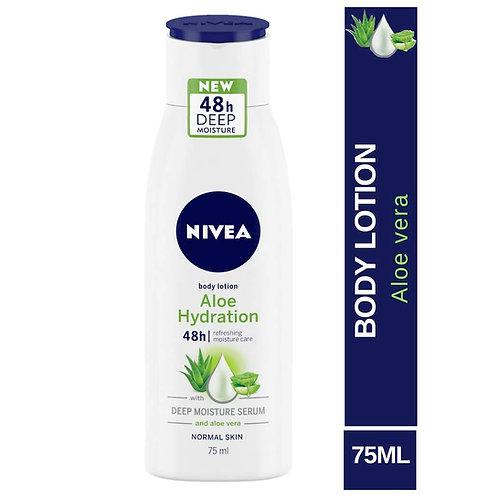 Nivea Body Lotion - Aloe Vera -75ml