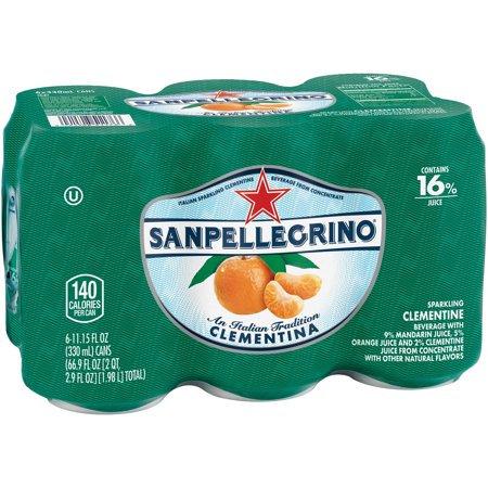 San Pellegrino Clementina-6pk