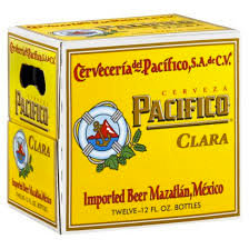 Pacifico -Case of 24