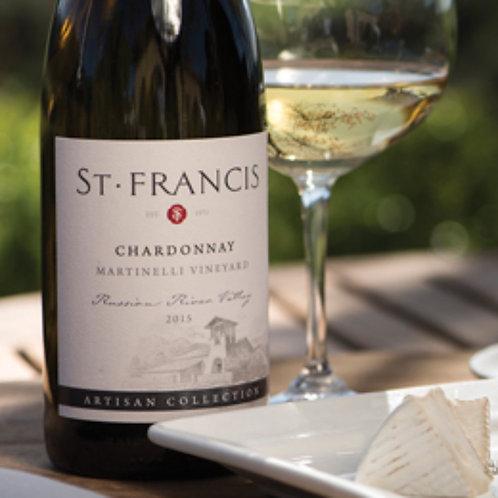 St Francis Chardonnay-Sonoma County 2018