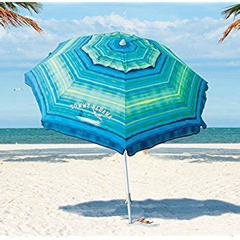 Tommy Bahama Beach Umbrella & Case
