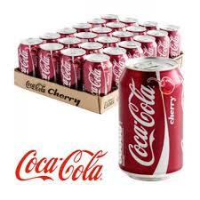 Cokes -case of 24