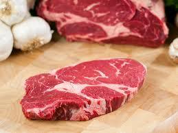 Rib-Eye Steaks 2pk Thick-cut USDA Choice