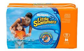 Huggies Little Swimmers Med 24-34lbs  11count