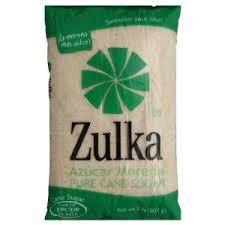 Sugar -Zulka Pure Cane coarse - 1lb