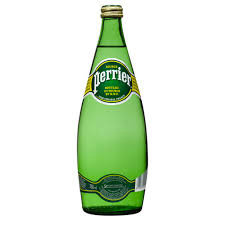 Perrier Mineral Water- case of 24 / 499ml