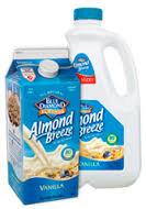 Almond Breeze Milk-2.8L