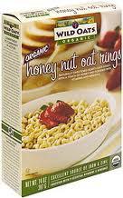Gluten Free Honey Nut Rings - 10oz