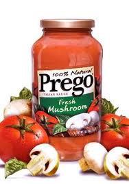 Prego Pasta Sauce - Lrg 1.27kl