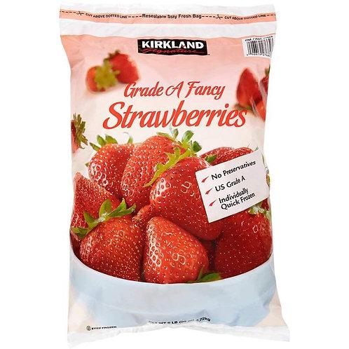 Frozen Strawberries -6lbs