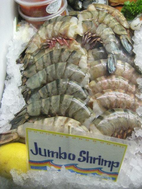 Shrimp Jumbo Size-per lb