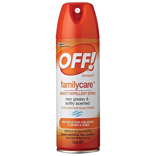 OFF! Repellant Spray Family