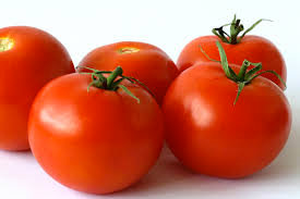 Tomatoes- med size -box of 6