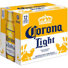 Corona Light Case of 12