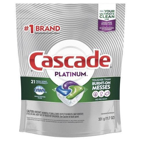 Cascade Dishwasher Pods-14