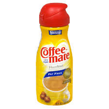 Coffee Mate Hazelnut 1pt/500ml
