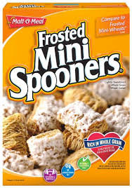 Frosted Mini Spooners 425gr